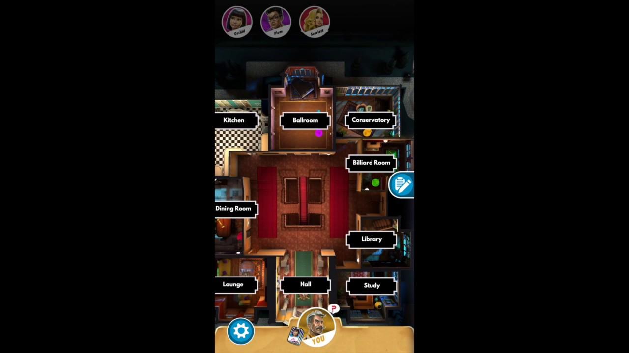 Clue - iOS Board Games First Look