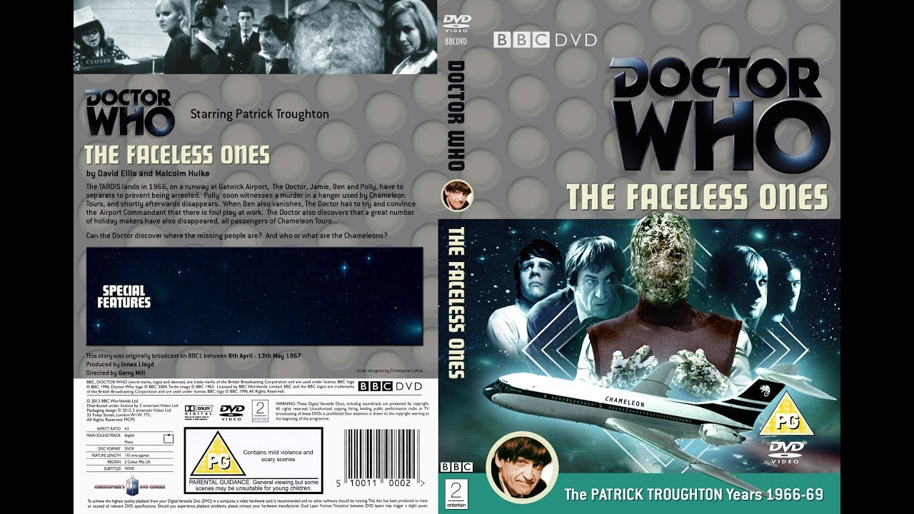 Doctor Who Season 4 Serial 8 The Faceless Ones Review Youtube