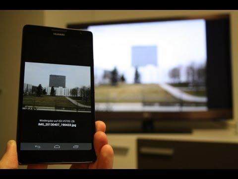 Huawei Ascend Mate - DLNA