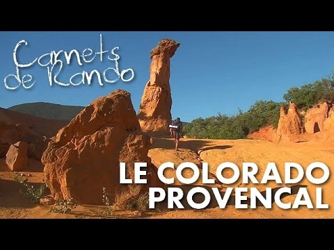 Randonnee Luberon Le Colorado Provencal De Rustrel Carnets De Rando 1 Hd720p Youtube