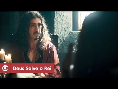 Deus Salve O Rei: capítulo 63 da novela, quinta, 22 de março, na Globo