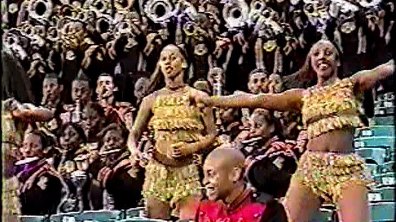 Download Grambling Marching Band at the BET Big Southern Classic 2002