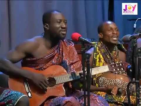 Hilarious Palmwine Music version of the popular