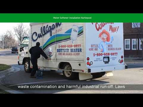 Water Softener Installation Hartlepool