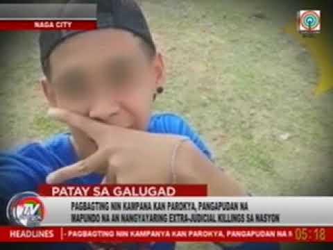 TV Patrol Bicol - Aug 23, 2017