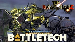 Welcome to BATTLETECH: An Introduction - The Rageaholic