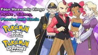 Pokemon Ruby/Sapphire/Emerald - Battle! Elite Four Music (HQ)