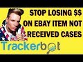 Get Amazon On-Line Tracking for Item Not Received Claims & Automate Tracking Number Uploads