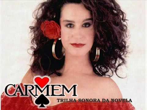 CARMEM (1987) trilha sonora da novela
