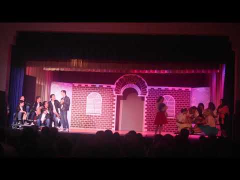 Grease the Musical- Westport Central School
