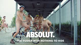 Absolut - Local Rush Hour! - The Vodka With Nothing To Hide thumbnail