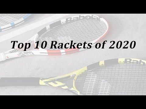 Top 10 Rackets of 2020