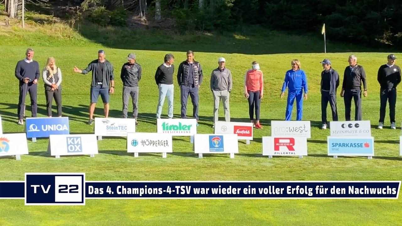 Das 4. Champions-4-TSV war wieder ein voller Erfolg für den Tiroler Skinachwuchs - Teil 2