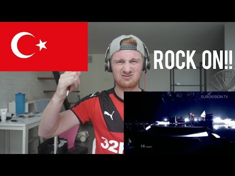 maNga - We Could Be The Same - LIVE - Eurovision Song Contest 2010 // TURKISH EUROVISION REACTION