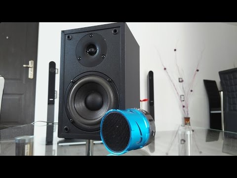 DIY Bluetooth Amplifier from cheap Bluetooth speaker