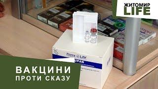 Руслан Годований безкоштовно передав вакцину проти сказу, доки не закупили бюджетну