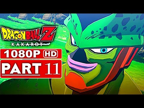 DRAGON BALL Z KAKAROT Gameplay Walkthrough Part 11 [1080p HD 60FPS PS4] - No Commentary