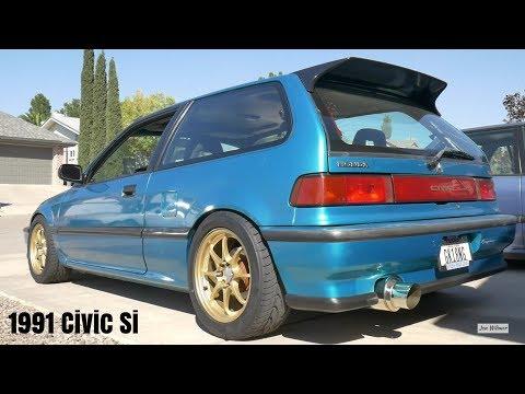 Skunk2 MegaPower vs eBay Catback Exhaust - 1991 Civic Si B16A