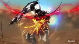 AMV My Demon, Gundam iron blooded orphans