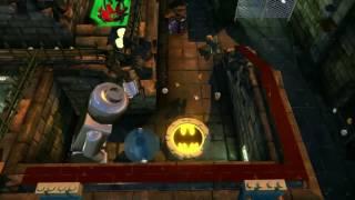 LEGO Batman 2  DC Super Heroes Walkthrough Part 4   Arkham Asylum Antics