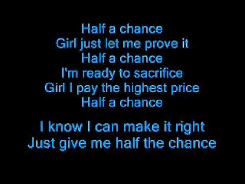 Stevie Hoang - Half a Chance +dl