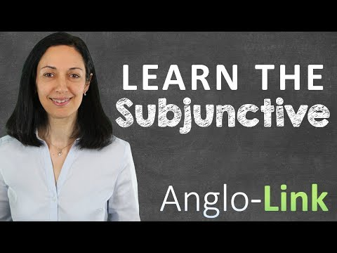 The Subjunctive - English Grammar Lesson