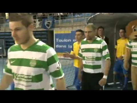 Championnat de France de Futsal 2013 : Sporting Club Paris -