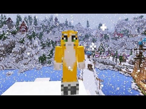 Minecraft Xbox - Disney Frozen Hunger Games