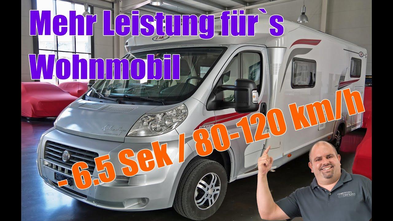 Christen & Denoth Automobile // Wohnmobile Tuning - Mehr Leistung - weniger Verbrauch