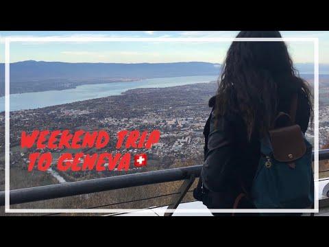 Weekend trip to Switzerland 2018 (Geneva)
