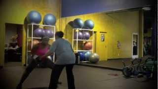 workout time| ekiuwa's gym session Thumbnail