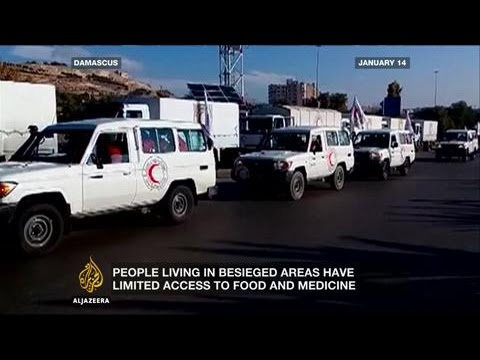 Inside Story - What can aid agencies do in war zones?