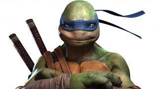 Real ninja turtle caught on camera ...