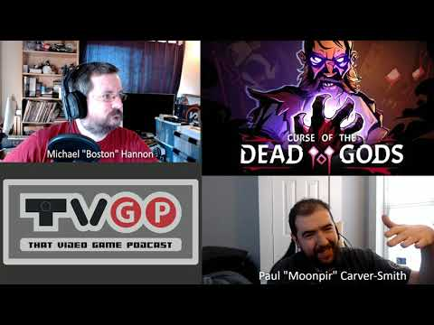 We Roguelike It Episode 146: Curse Of the Dead Gods 04  