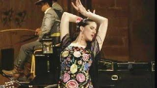 María Pagés baila el Garrotín en Écija