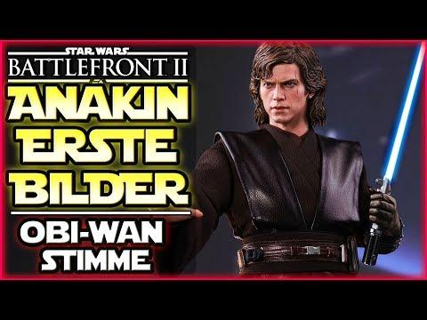 Erste Bilder zu Anakin! - Deutsche Stimme von Obi-Wan - Star Wars Battlefront 2 thumbnail