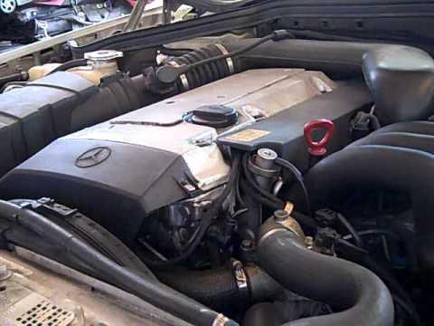 1986 mercedes benz 560 engine diagram 1993 mercedes-benz 300e (w124) start up and exhaust sound ...
