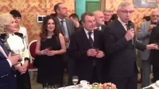 Михаил Поплавский — 20 лет ректор КНУКиИ