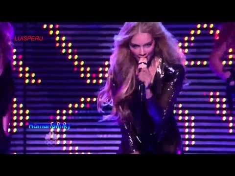 Havana Brown ,HD, We Run the Nigh, live at America's Got Talent 2012 ,Results,HD 1080p
