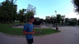 ✅Электромагнитный фон в городе Луганск