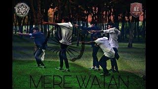 Afflicterz Crew | Mere Watan- Fiza | Zubin Garg, A.R.Rahman | Dance choreography | Street Fleva