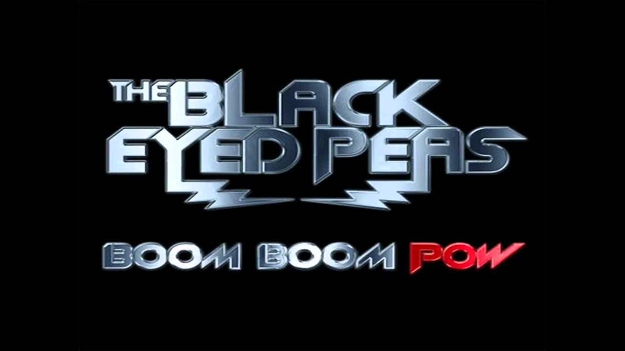 black eyed peas boom boom pow mp3 free