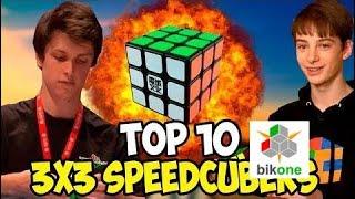 BikOne |  Top 10 3x3 Speedcubers 2016
