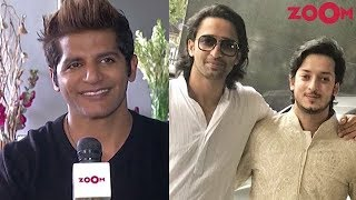 Karanvir Bohra shares his views on Bigg Boss | Shaheer Sheikh shares pictures from brother's wedding