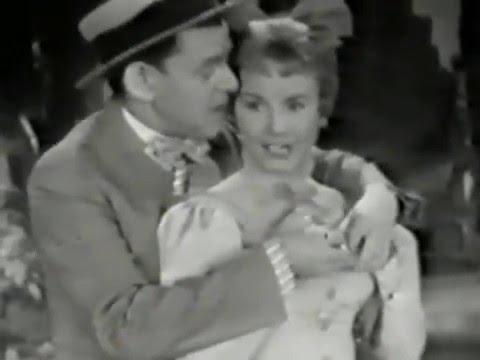 Janet Blair, Tony Randall, Make a Miracle, 1956 TV