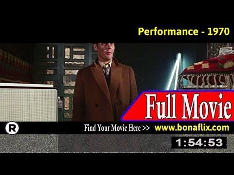 Watch: Performance Full Movie Online