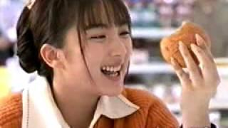 山田まりや ミニストップ のCM.