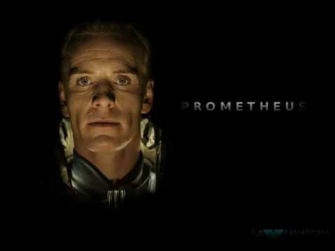 PROMETHEUS David's piano song (Chopin - Raindrop)