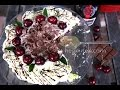 Drunk Cherries in Chocolate Pavlova Recipe - Heghineh Cooking Show