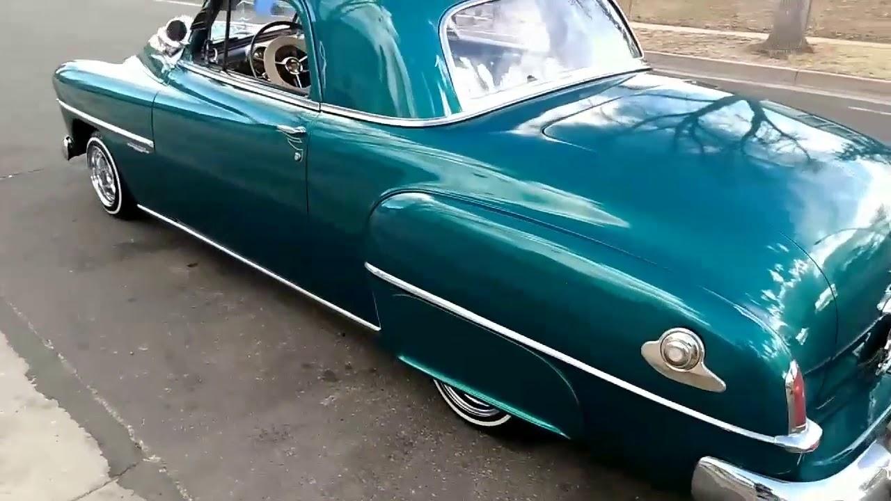 1951 dodge wayfarer business coupe